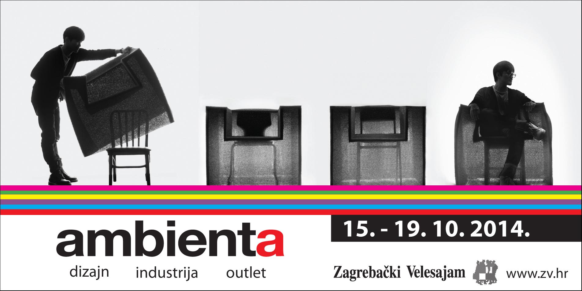 Ambienta international furniture and decor fair billboard
